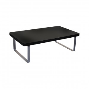 Cochise Coffee Table In Black