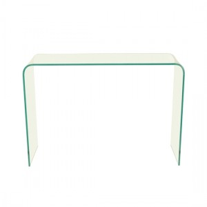 Azurro Glass Console Table