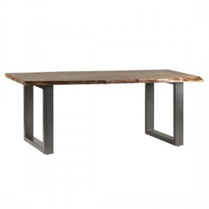 Baltic Large Wooden Dining Table In Oak