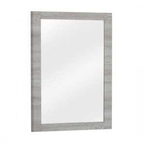 Belvoir Dressing Mirror With Grey Oak Wooden Frame