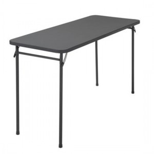 Cosco Resin Top Folding Bistro Table In Black