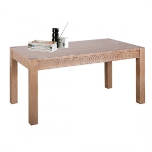 Cyprus Wooden Coffee Table In Natural Ash