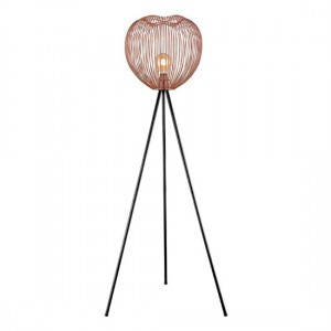 Dalim Luminaire Floor Lamp In Copper