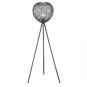 Dalim Luminaire Floor Lamp In Matt Black