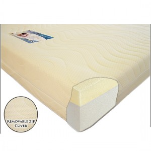 Extreme Memory Foam Single Mattress