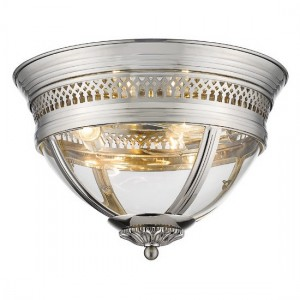 Felixvarela Luminaire Ceiling Light In Nickel