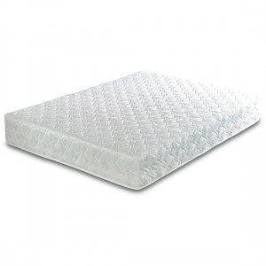 Hybrid CoolBlue Memory Regular Sprung Single Mattress