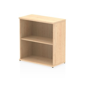 Impulse 800 Bookcase In Maple Finish