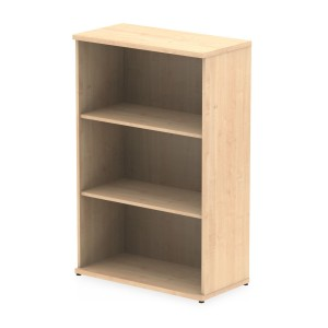 Impulse 1200 Bookcase In Maple Finish