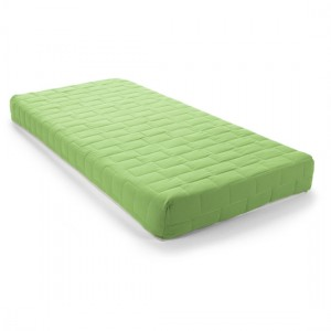 Jazz Coil Kids Regular Small Single Mattress In Green