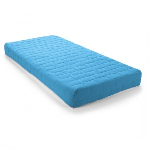 Jazz Coil Kids Regular Small Single Mattress In Sky Blue