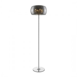 Intan Luminaire Floor Lamp In Chrome