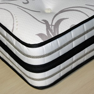 Luxury Memory Pocket King Size Mattress