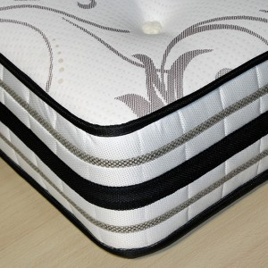 Luxury Memory Pocket Single Size Mattress