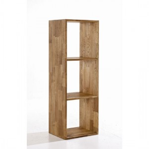Maximo Wooden 3 Cube Divider In Oak