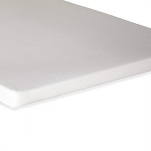 Memory Foam 5000 Basic Single Mattress Topper With Cover