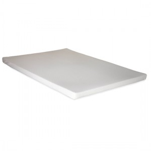 Memory Foam 7500 Basic Single Mattress Topper With Cover