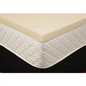 Memory Foam 2500 Basic Single Mattress Topper
