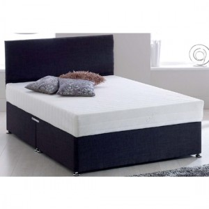 Memory King Memory Foam Firm Single Mattress