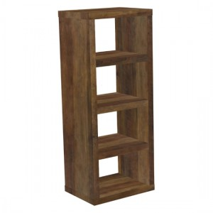 Molineux Medium Shelving Unit In Oak Effect