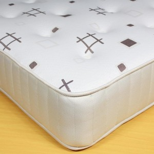 Orthu-Flex Memory Foam Single Size Mattress