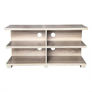 Oslo Wooden TV Stand In Pale Washed Oak