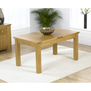 Luckey Wooden 120cm Dining Table