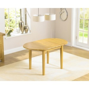Nala Solid Hardwood Extending Dining Table