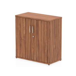 Impulse 800 Cupboard In Walnut Finish