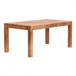 Toko Large Wooden Dining Table In Light Walnut