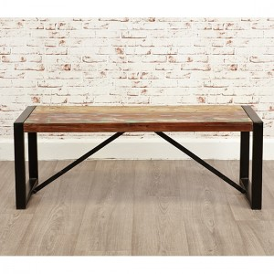 Urban Chic Wooden Small Dining Bench