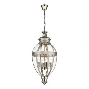 Rukbat Luminaire Pendant In Nickel